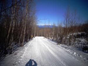 Jo Mary Riders 109 Trail taken on February 5, 2013