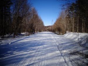 Jo Mary Riders Black Pond Trail taken on February 5, 2013