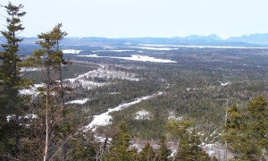 Vast Scenery from atop Ragged Mtn