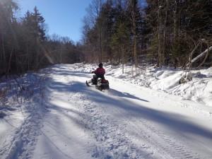 Black Pond Trail