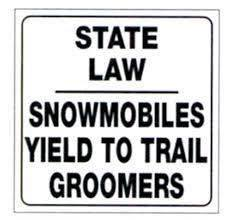 yield to groomers